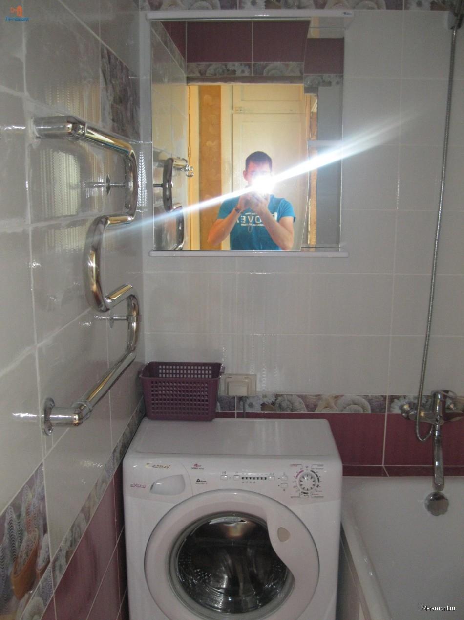 Финальные штрихи ремонта ванной